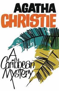A Caribbean Mystery - Agatha Christie - cover