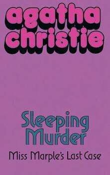 Sleeping Murder - Agatha Christie - cover