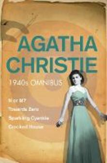 1940s Omnibus - Agatha Christie - cover