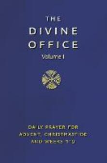 Divine Office Volume 1 - cover