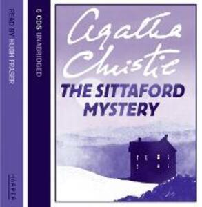 The Sittaford Mystery - Agatha Christie - cover