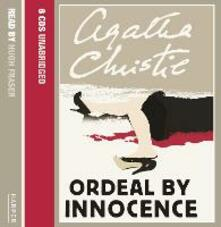 Ordeal By Innocence - Agatha Christie - cover