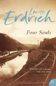 Four Souls - Louise Erdrich - cover