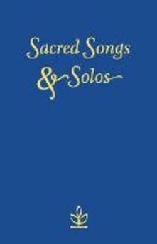 Sankey's Sacred Songs and Solos - cover