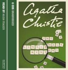 The Listerdale Mystery: And Other Stories - Agatha Christie - cover