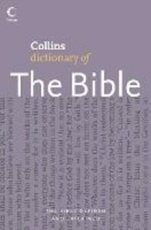 Collins Dictionary of The Bible - Martin Manser,Martin Selman - cover