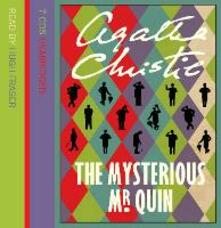 The Mysterious Mr Quin - Agatha Christie - cover