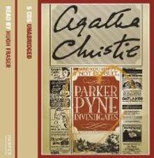 Parker Pyne Investigates - Agatha Christie - cover