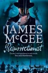 Resurrectionist - James McGee - cover