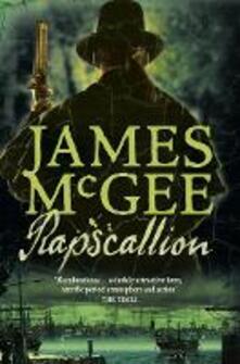 Rapscallion - James McGee - cover