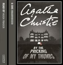 By the Pricking of my Thumbs - Agatha Christie - cover