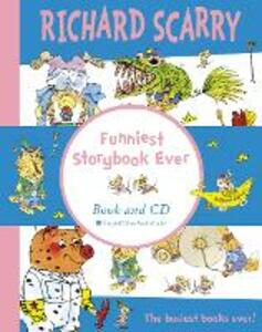 Funniest Storybook Ever - Richard Scarry - cover
