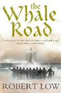The Whale Road - Robert Low - cover