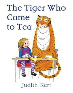 Libro in inglese The Tiger Who Came To Tea  - Judith Kerr