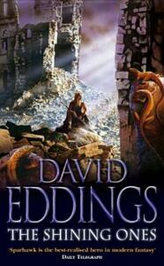 The Shining Ones: Book Two of the Tamuli - David Eddings - cover