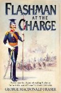Flashman at the Charge - George MacDonald Fraser - cover
