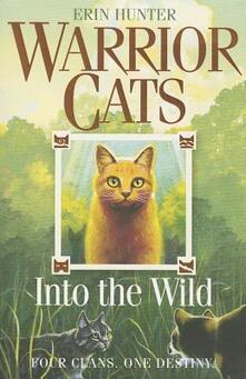 Into the Wild - Erin Hunter - cover