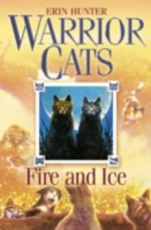 Fire and Ice - Erin Hunter - cover