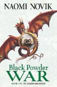 Black Powder War - Naomi Novik - cover
