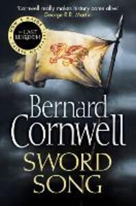 Sword Song - Bernard Cornwell - cover