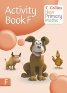 Activity Book F - cover