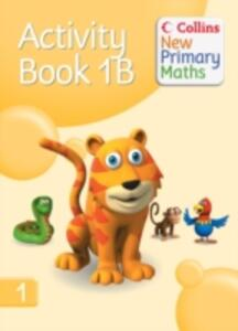 Activity Book 1B - Peter Clarke - cover