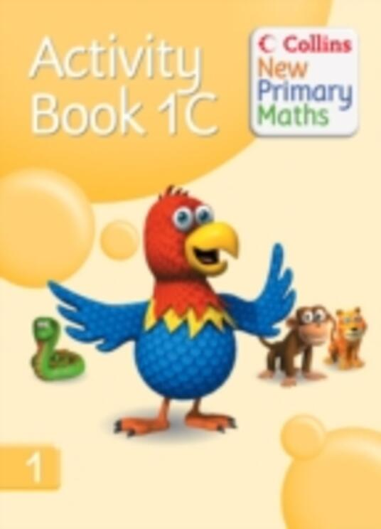 Activity Book 1C - cover