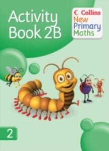 Activity Book 2B - cover