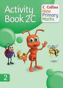 Activity Book 2C - cover