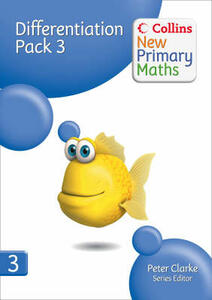 Differentiation Pack 3 - cover