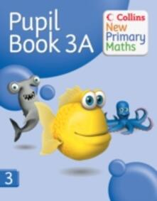 Pupil Book 3A - cover