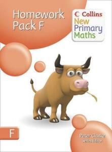 Homework Pack F - cover