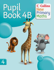 Pupil Book 4B - cover