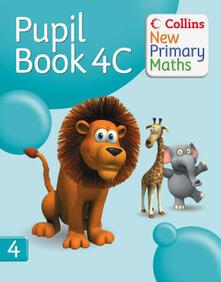 Pupil Book 4C - cover