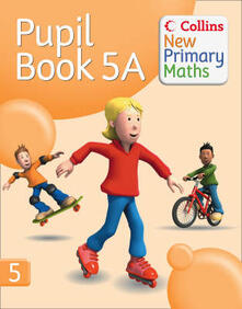Pupil Book 5A - cover