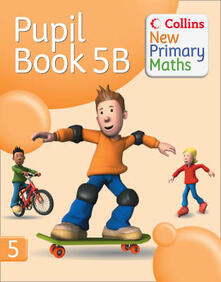 Pupil Book 5B - cover