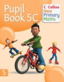 Pupil Book 5C - cover