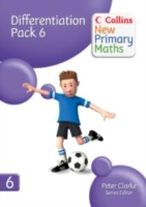 Collins New Primary Maths - cover