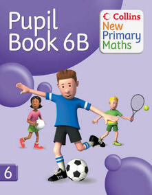 Pupil Book 6B - cover