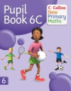 Pupil Book 6C - cover