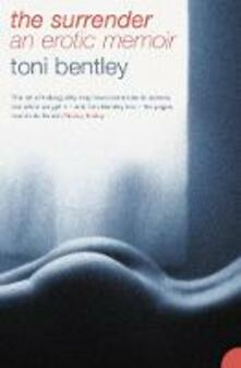 The Surrender - Toni Bentley - cover