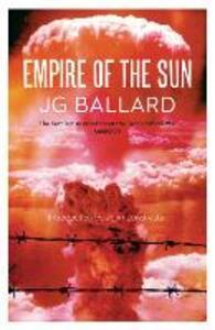 Empire of the Sun - J. G. Ballard - cover