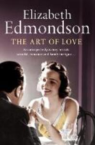 The Art of Love - Elizabeth Edmondson - cover