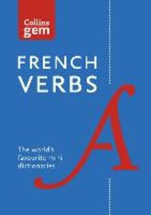 Gem French Verbs: The World's Favourite Mini Dictionaries - Collins Dictionaries - cover