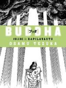 Kapilavastu - Osamu Tezuka - cover