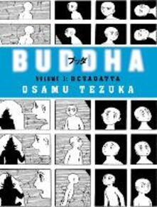 Devadatta - Osamu Tezuka - cover