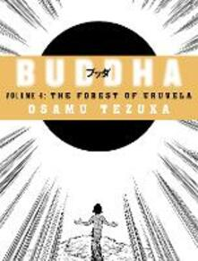 The Forest of Uruvela - Osamu Tezuka - cover