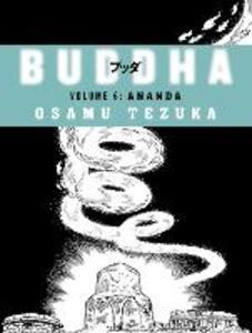 Ananda - Osamu Tezuka - cover
