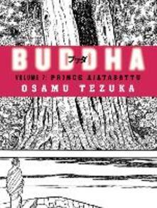 Prince Ajatasattu - Osamu Tezuka - cover