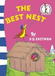 The Best Nest - P. D. Eastman - cover